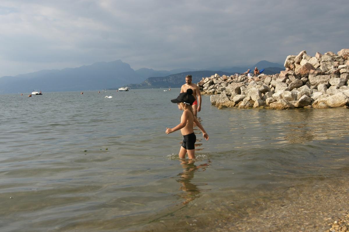 Jezioro Garda, Włochy