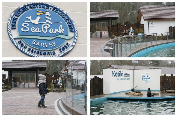 Sea Park - Fokarium Sarbsk