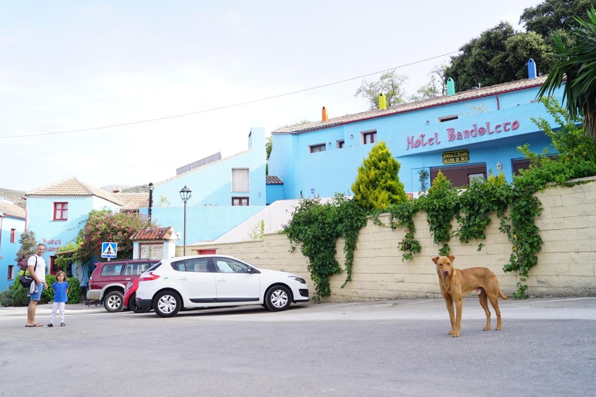 Bandolero Hotel, Júzcar
